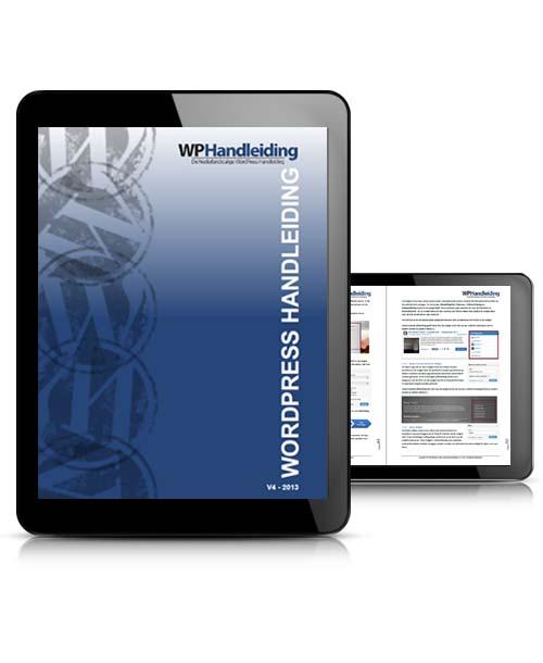 WordPress Handleiding Image