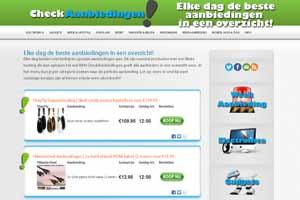 WordPress Website Check Aanbiedingen