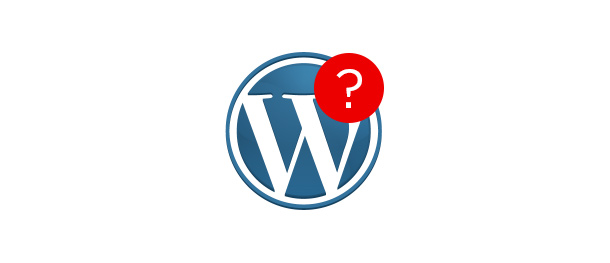 wit scherm wordpress