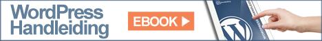 WordPress website maken ebook