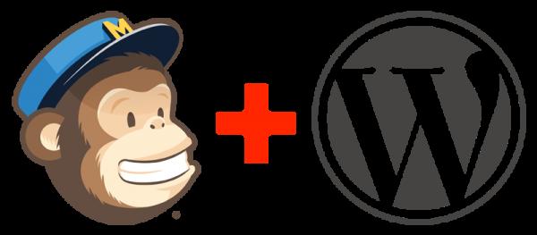 Mailchimp gebruiken in combinatie met wordpress