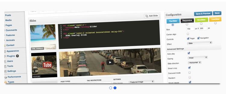 Meta Slider voor WordPress