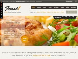 feast wordpress thema