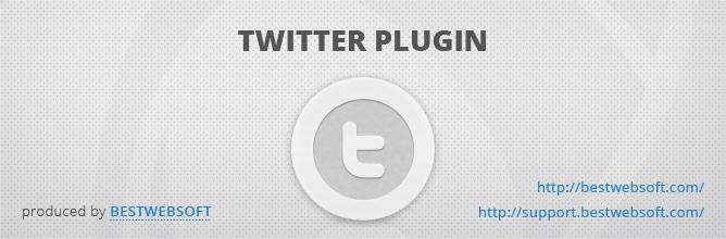 twitter plugin voor wordpress