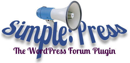 SimplePress WordPress forum plugin