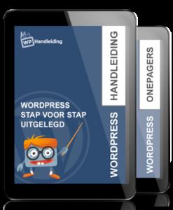 WP-Handleiding-WordPress-Handleiding-en-WordPress-Onepagers