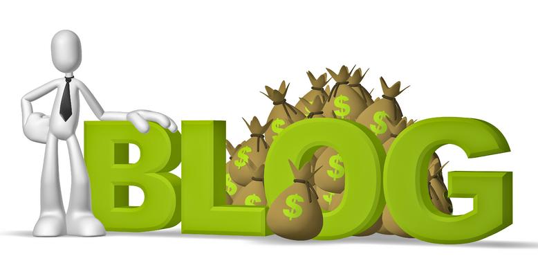 5 tips om geld te verdienen met een blog of website
