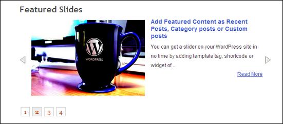 Smooth Slider WordPress