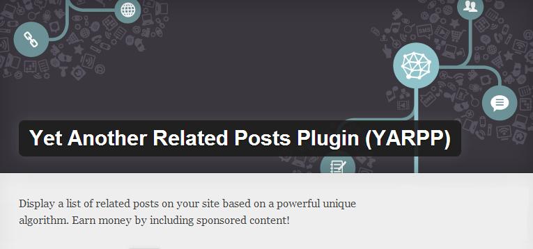 Yet Another Related Posts Plugin voor WordPress