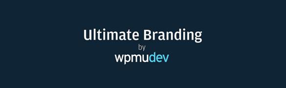 WordPress Ultimate Branding plugin voor een WordPress admin op maat