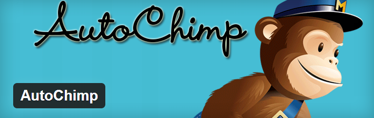 AutoChimp WordPress plugin