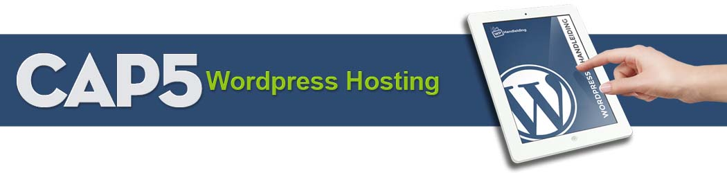 CAP5 WordPress