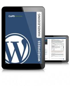 Cap5 WordPress Handleiding