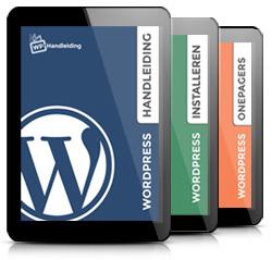 WordPress kennisbank - WordPress handleidingen