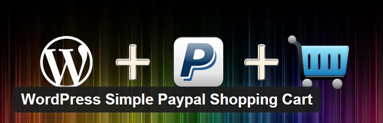 WordPress simple Paypal Webshop plugin voor wordpress