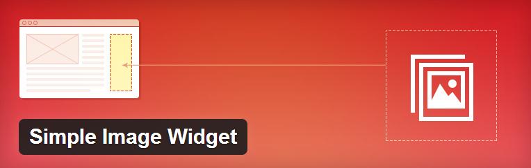Simple Image widget voor wordpress afbeeldingen toevoegen