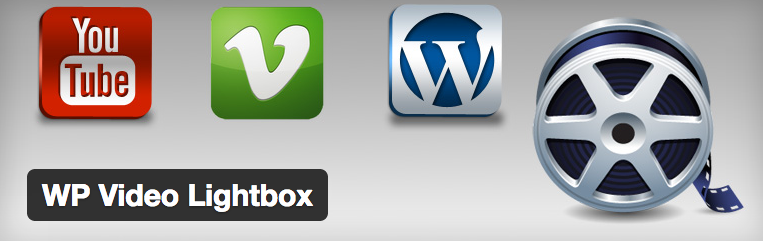 WP Video Lightbox plugin