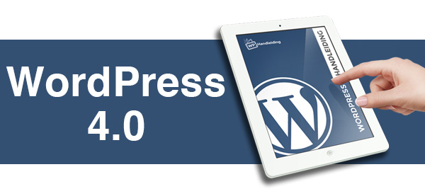 WordPress 4.0 handleiding
