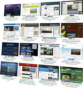 het verschil tussen gratis en premium wordpress thema's