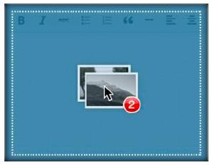 Snel media bestanden toevoegen aan een wordpress bericht