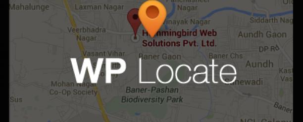 WP Locate plugin voor wordpress