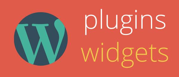Wat is het verschil tussen widgets en plugins in WordPress
