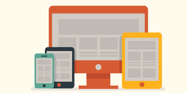 Webdesign trends 2015 - responsive design