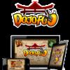 dojofoo logo design