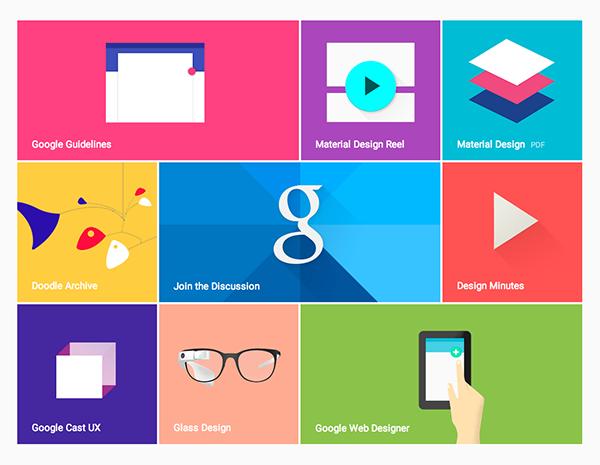 webdesign trends 2015 - Flat design blijft hot