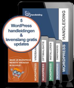 Alle-WordPress-handleidingen-en-levenslang-gratis-updates