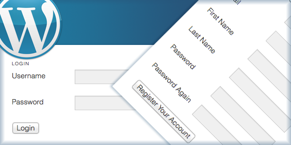 hoe laat je bezoekers registreren op je wordpress websiteRegistreren #8