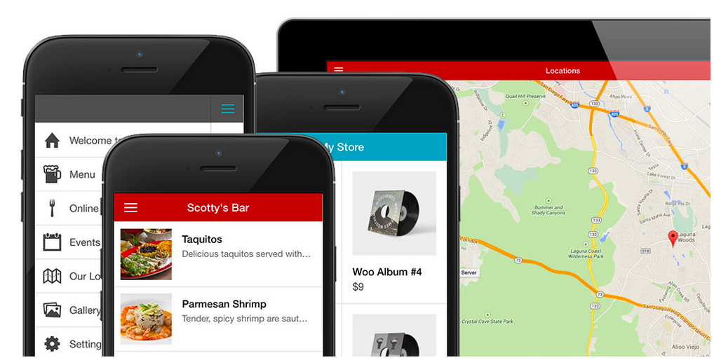 Een app bouwen van je WordPress website