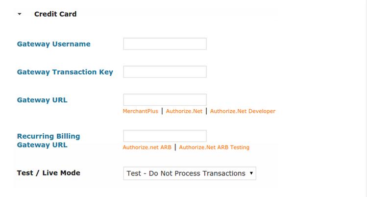 Facturen sturen via een WordPress website stap 4