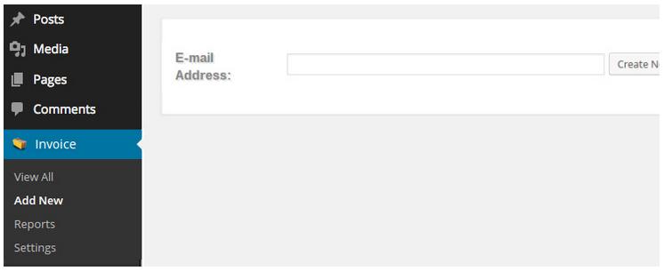Facturen sturen via een WordPress website stap 6