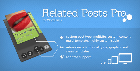 Related Posts Pro voor WordPress