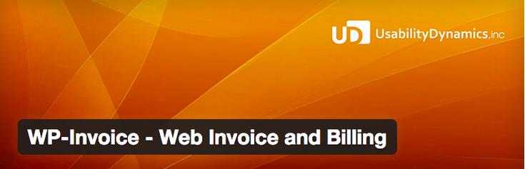 WP Invoice wordpress facturen sturen vanuit je website