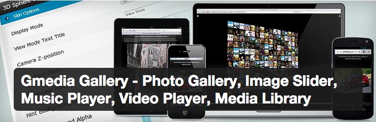 Gmedia Gallery plugin