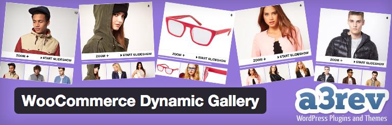 WooCommerce Dynamic Gallery plugin