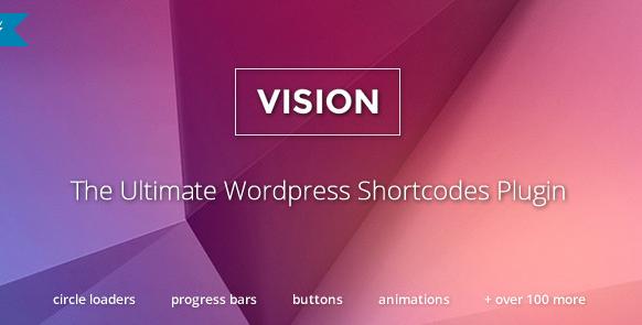 Vision Shortcodes