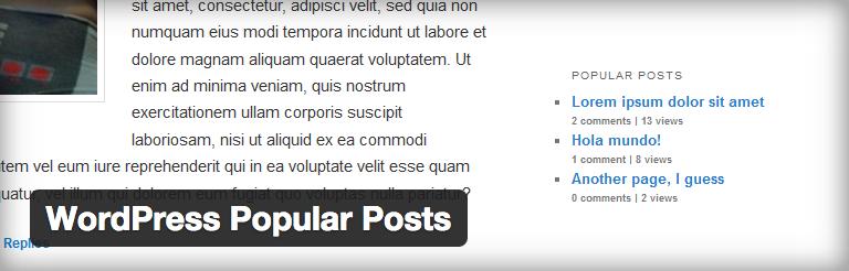 WordPress Popular Posts voor gerelateerde berichten