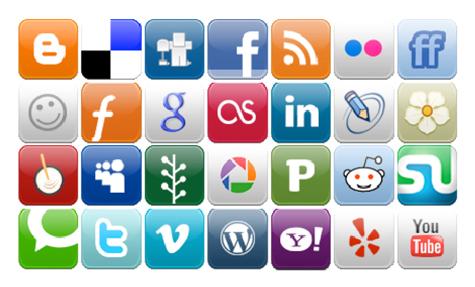 WordPress share buttons