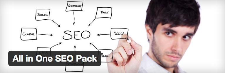 Top 5 SEO plugins voor WordPress - All in One SEO Pack