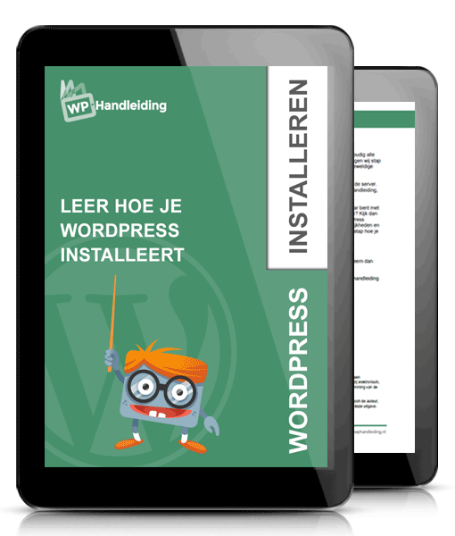 WordPress-hulp-met-installeren-van-Wordpress-websitet