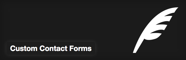 Custom Contact Forms voor WordPress