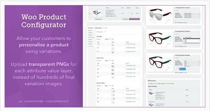 product configurator Jamesckemp