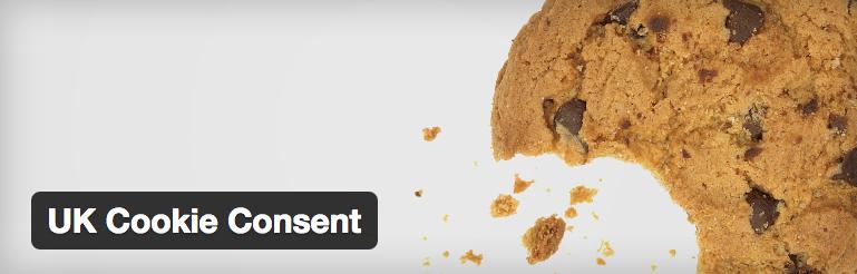 Cookie notificatie balk