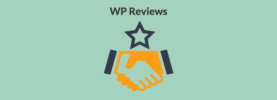 WP Reviews review plugin voor wordpress