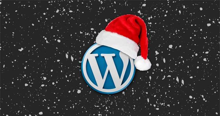 WordPress nieuw jaar 2016