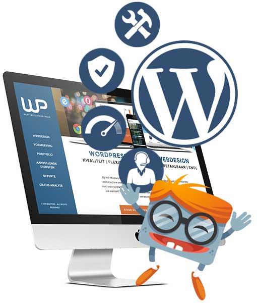 WordPress-website-update-pakket