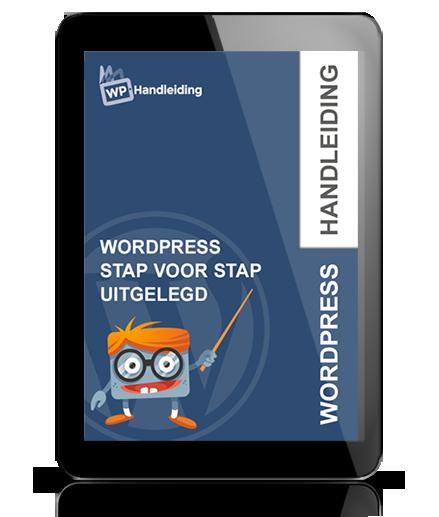 Wordpress-handleiding-ebook
